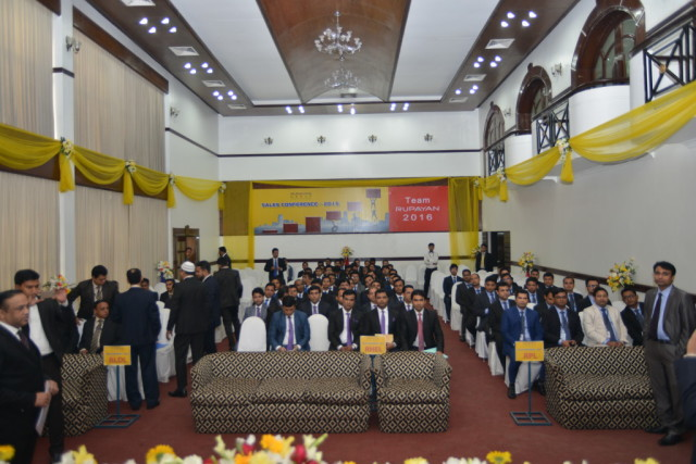 Annual Sales Conference-2016